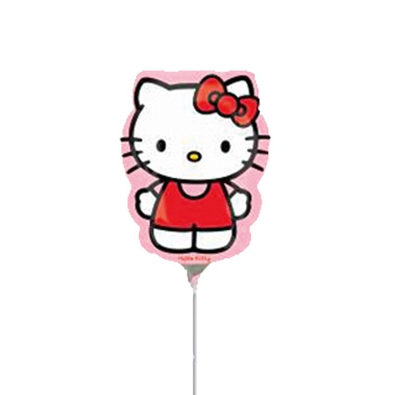 Hello Kitty MiniShape Folyo Balon