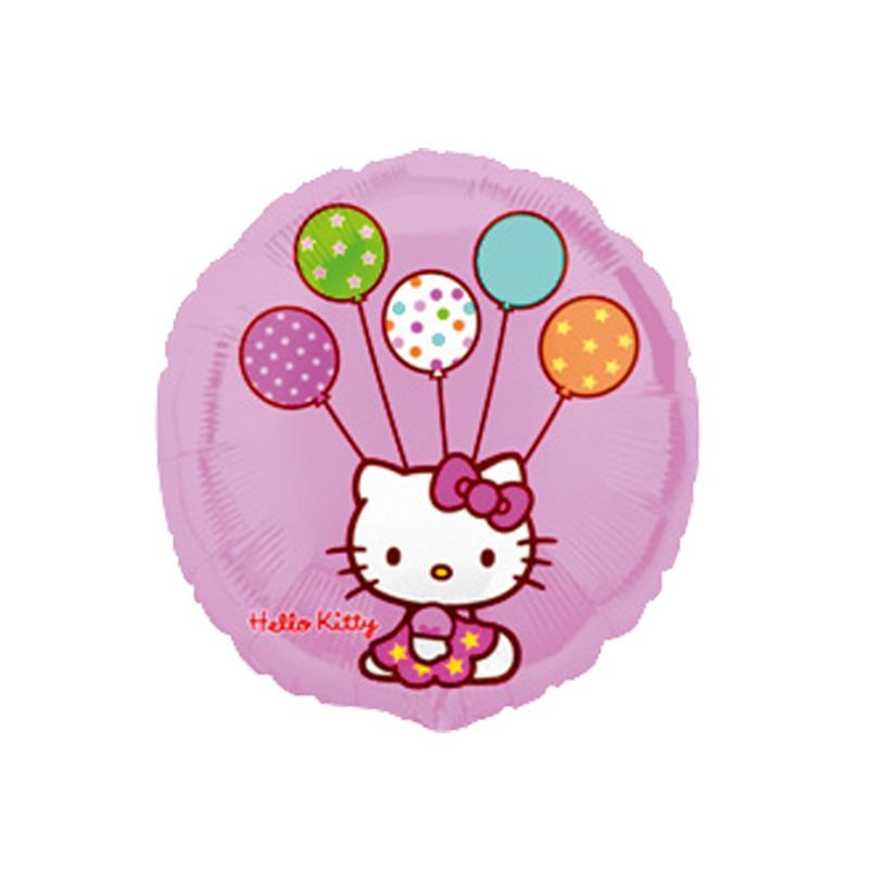 Hello Kitty Standard Folyo Balon